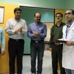 تقدیر از پزشکان بندرشهید رجایی/ تجهیزات جدید درمانگاه شهید رشیدی در هفته دولت به بهره برداری می رسد
