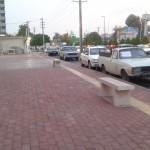 احترام به حقوق عابران:پیاده روهای شهر زیبا می شوند