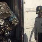 فرمانده انتظامی هرمزگان خبر داد:کشف١٦ دستگاه كانتینر ضایعات استیل قاچاق