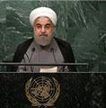 زمان سخنرانی روحانی در سازمان ملل