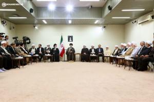 رهبر انقلاب اسلامی: مجمع باید انقلابی فکر و عمل کند و انقلابی باقی بماند