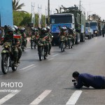 اعمال محدودیتهای ترافیکی همزمان با برگزاری رژه آغاز هفته دفاع مقدس در بندرعباس