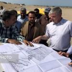 تحویل بخشی از نیروگاه سیریک به سرمایهگذار روسی جهت ساخت نیروگاه بخار