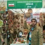 مارکوپولوی صنایع دستی هرمزگان همچنان صدرنشین حضور در فسیتوال های خارجی