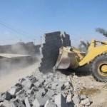 پیشگیری از تصرف بیش از چهار هکتار اراضی ملی منابع طبیعی در بستک