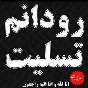 اندوه فرشتگان/سید رضاهاشمی زاد