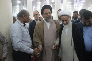 وزیر اطلاعات در میناب بمناسبت سالگرد عباس عباسی