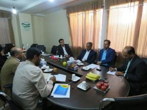 با حضور اساتید برجسته دانشگاههای استان بررسی شد :تهدیدها و فرصتهای توسعه اقتصاد دریامحور در هرمزگان