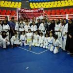 چهار مدال طلا و چهار مدال برنز کاراته کاران رودان در مسابقات کشوری